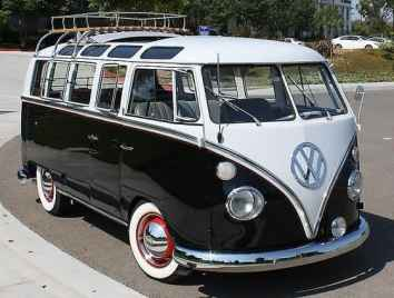 Camper Van Design For VW Bus114