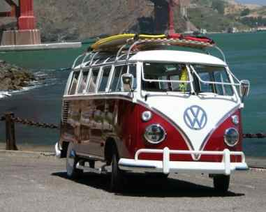 Camper Van Design For VW Bus118
