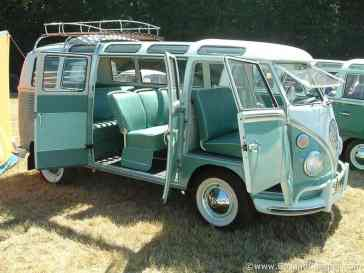 Camper Van Design For VW Bus129