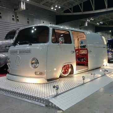 Camper Van Design For VW Bus131