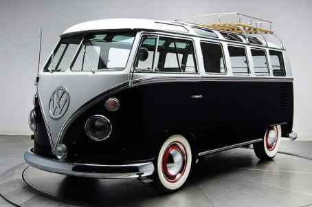 Camper Van Design For VW Bus146