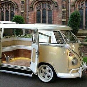 Camper Van Design For VW Bus148