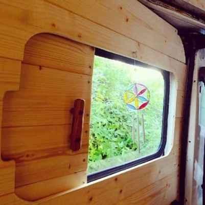 Interior Design For Camper Van21