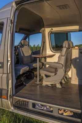 Interior Design For Camper Van31