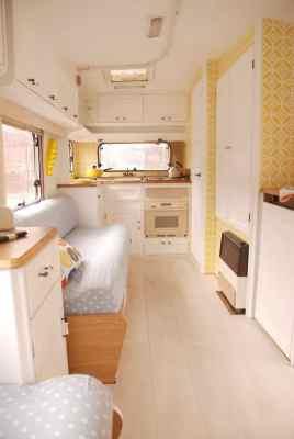 Interior Design For Camper Van33