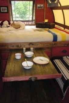 Interior Design For Camper Van37