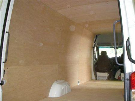 Interior Design For Camper Van48
