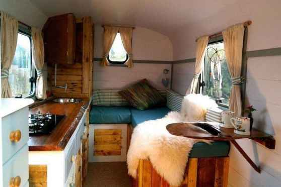 Interior Design For Camper Van56