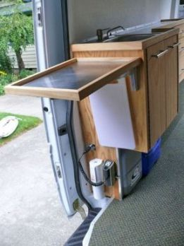 RV Storage Hacks, Remodel And Renovations 14
