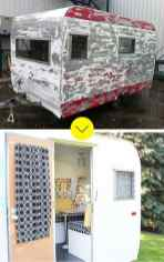 Camper Paint Exterior Remodel And Makeover17
