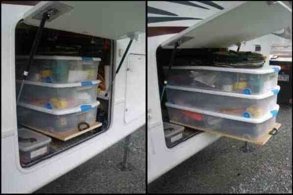 27 Best Rv Organizing And Storage Hacks Ideas Small