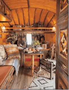 Best Cool Caravans, Camper Vans (RVS) Ideas For Traavel Trailers02
