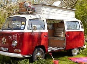 Best Cool Caravans, Camper Vans (RVS) Ideas For Traavel Trailers12