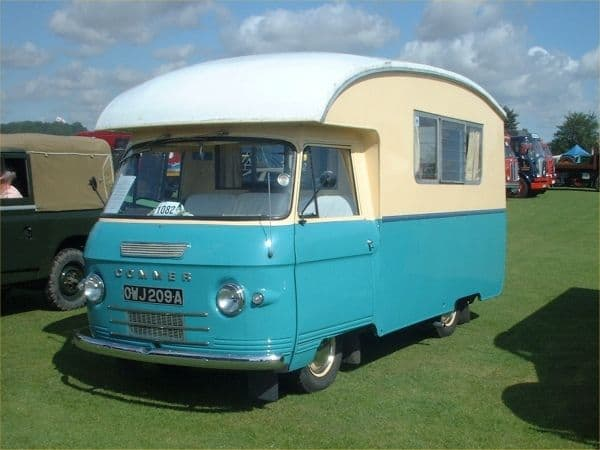 Best Cool Caravans, Camper Vans (RVS) Ideas For Traavel Trailers30