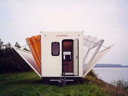Best Cool Caravans, Camper Vans (RVS) Ideas For Traavel Trailers36