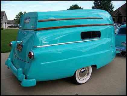 Best Cool Caravans, Camper Vans (RVS) Ideas For Traavel Trailers38