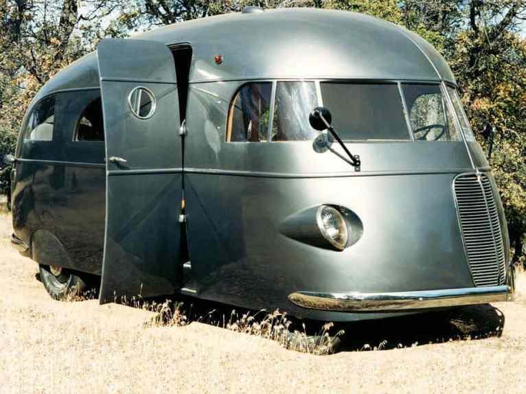 Best Cool Caravans, Camper Vans (RVS) Ideas For Traavel Trailers42
