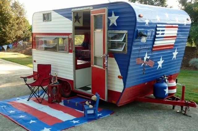 Best Cool Caravans, Camper Vans (RVS) Ideas For Traavel Trailers45