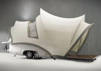 Best Cool Caravans, Camper Vans (RVS) Ideas For Traavel Trailers48