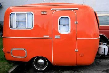 Best Cool Caravans, Camper Vans (RVS) Ideas For Traavel Trailers49