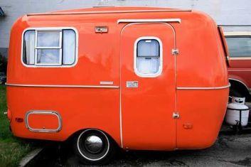 Best Cool Caravans, Camper Vans (RVS) Ideas For Traavel Trailers49