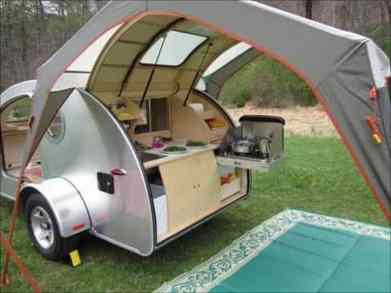 Small Campers Trailers 18