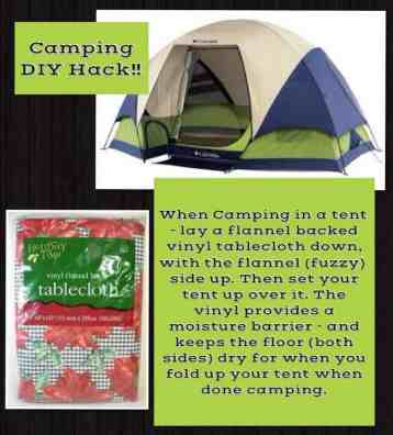 Tent Camping 9