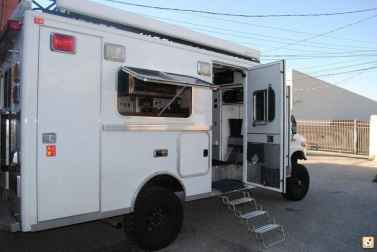 Van Ambulance Cargo Trailer Conversions1
