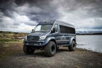 Van Ambulance Cargo Trailer Conversions13