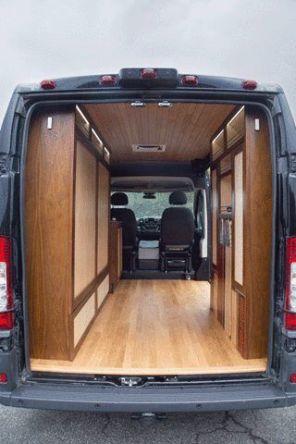 Van Ambulance Cargo Trailer Conversions19