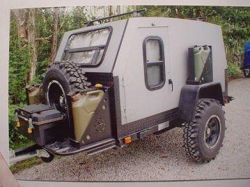 Van Ambulance Cargo Trailer Conversions27