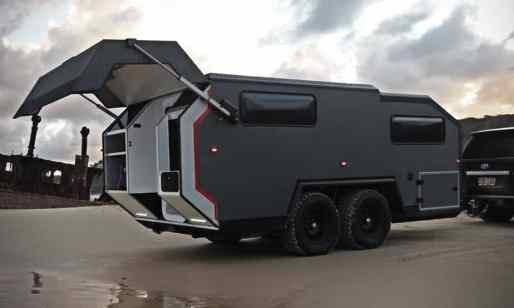 Van Ambulance Cargo Trailer Conversions36