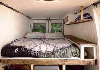 Van Ambulance Cargo Trailer Conversions39