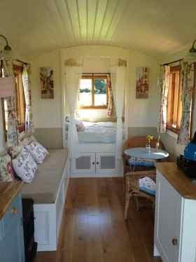 Vintage Camper Interior 17