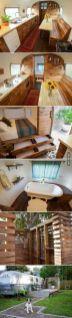 Vintage Camper Interior 31