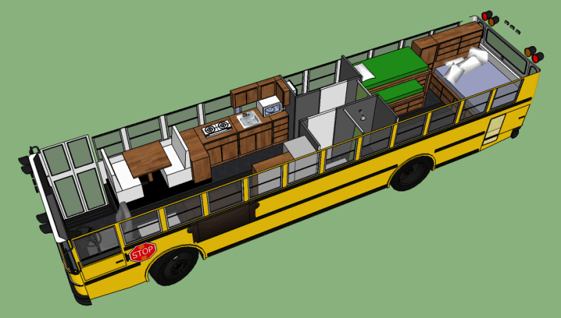 Bus Conversions For Sale