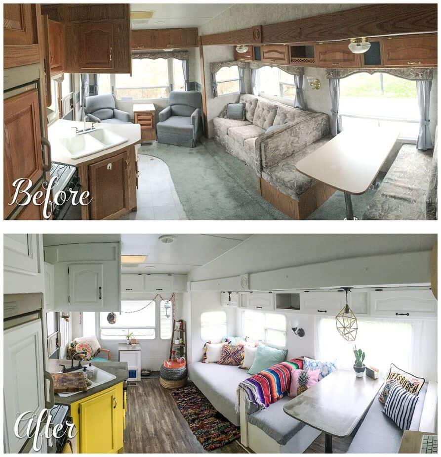 Camper Renovation 45