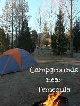 Camping At The Lake 1