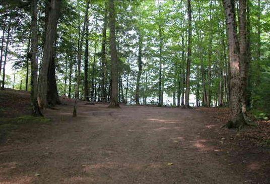 Camping At The Lake 12