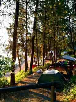 Camping At The Lake 15
