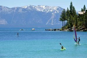 Camping At The Lake 42