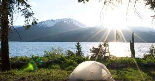 Camping At The Lake 44