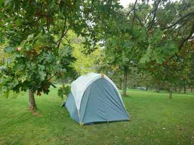 Camping At The Lake 5