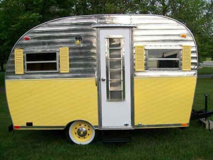 Glamper Camper 17