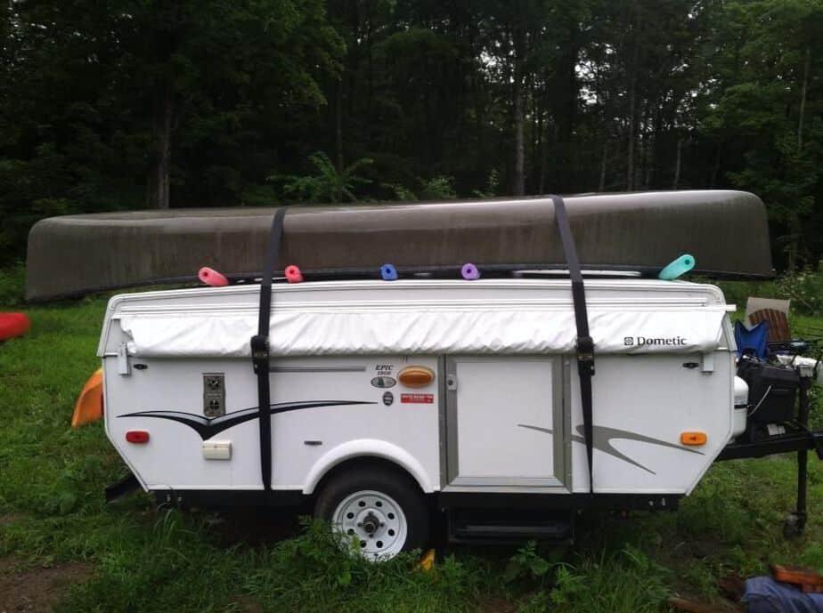 23 Best Pop Up Camper Hacks | Camperism