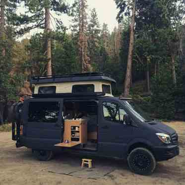 Sprinter Van Conversion 25