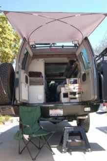 Sprinter Van Conversion 34