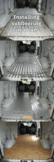 Sprinter Van Conversion 35