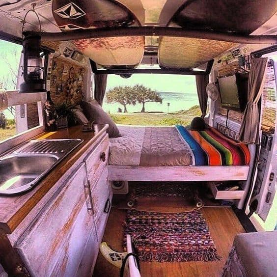 Vanlife Interiors 33