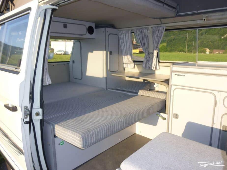 Volkswagen Bus Interior 45 Camperism